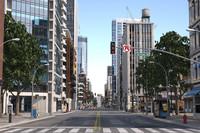 modular city 3d max
