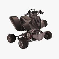 cartoon atv 3d 3ds