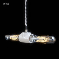3d industrial light - double