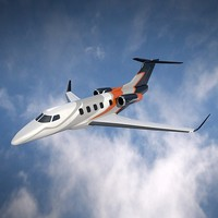 Embraer Phenom 300 executive jet