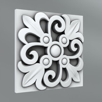 3dsmax classical decoration