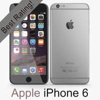 Apple Iphone 6 Gray