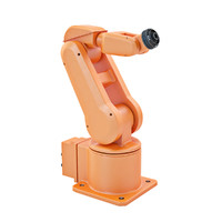 3ds max industrial robot arm