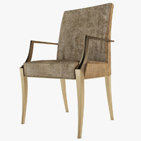 3d model magni home armchair