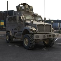 maxxpro army mrap max