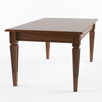 selva bellagio 3686 table 3d max
