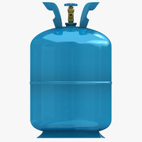 max realistic gas cylinder 5