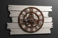 3d clock loft
