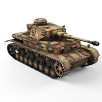 3d model pz 4g