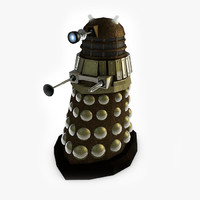 3d 3ds dalek games