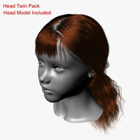 Hair Twin Pack