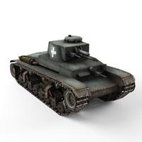 pz 35 3d model