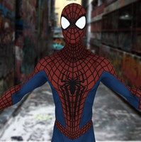 maya amazing spider-man