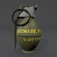 m26 grenade 3ds