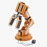 Industrial Robotic Arm_02