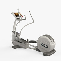 3d model technogym excite