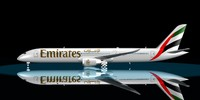 3d model emirates 787-9 dreamliner 787