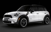 3d mini cooper countryman