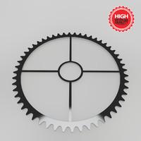 3d gears model