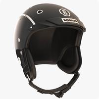 3ds max bogner ski helm