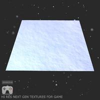 Snow texture 01