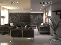 Living room 11 Day & night