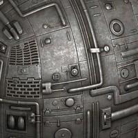 Metal plates #08 Texture