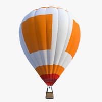 air baloon 3d max