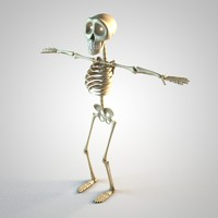 Skeleton Toon