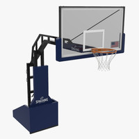 maya basket ball hoop