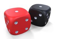 dice 3d model