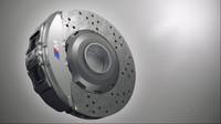 3dsmax bmw brake