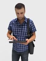 people archviz zbrush 3d model