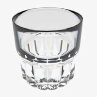 glass 3d fbx