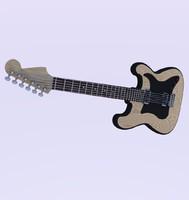obj guitar