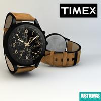 3d timex watch