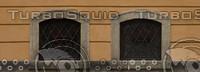 Plaster wall facade