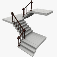 staircase ready 3d ma