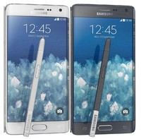 3d samsung galaxy note edge model