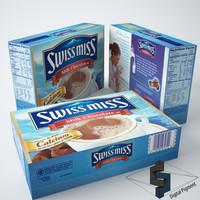 3dsmax swiss miss milk chocolate