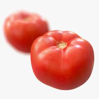 Tomato Scaned Model