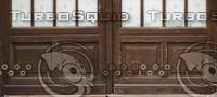 Wooden panels