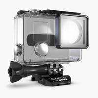 action gopro 4 waterproof max