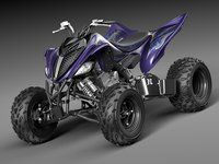 2014 raptor yamaha 3ds