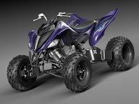Yamaha Raptor 700s 2014 Quad