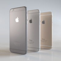 3d 6 apple iphone