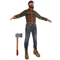 max canadian lumberjack 2 man