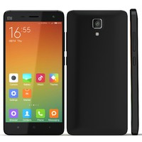 3ds max smartphone xiaomi mi4