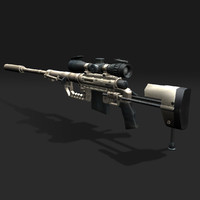 3d sniper rifle cheytac intervention