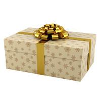 3d max gift box